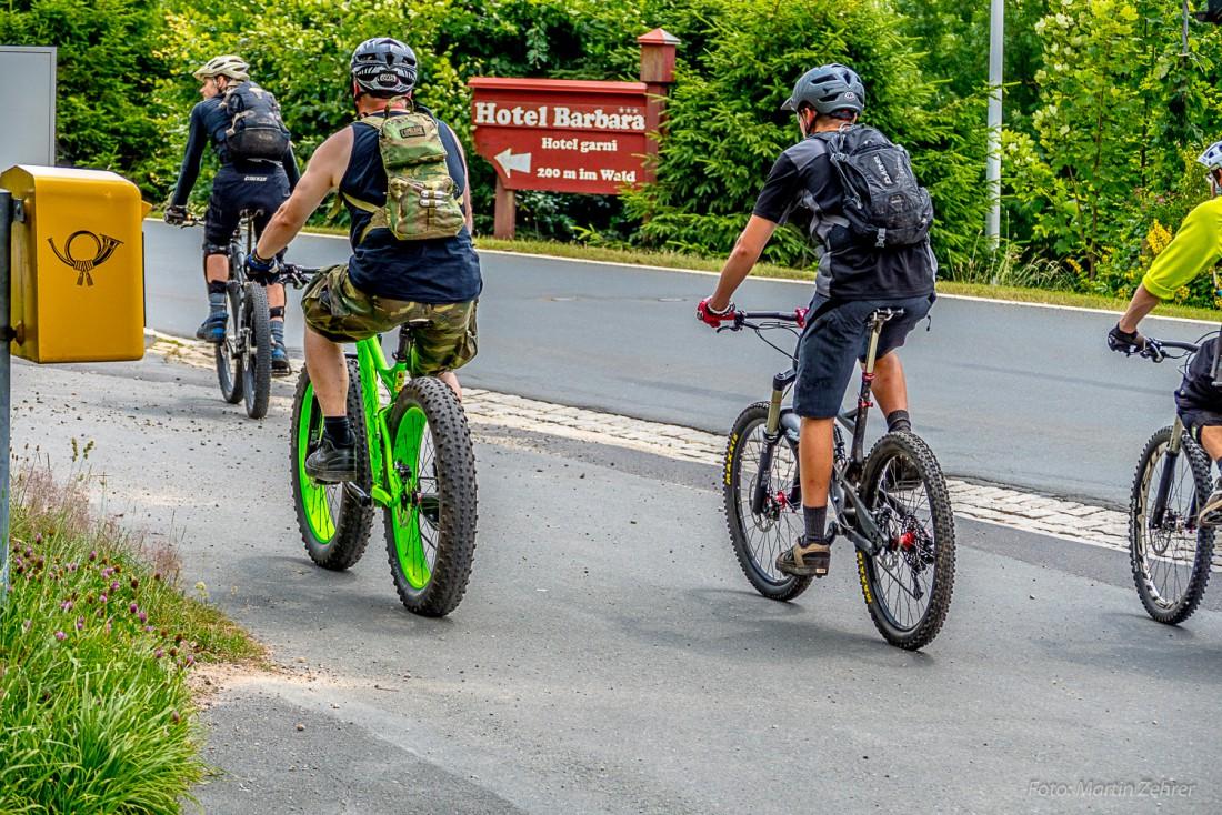 Mountainbike reifen dicke